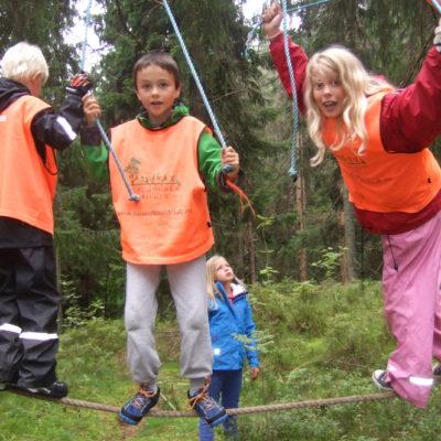 Friluftsskole og Camp