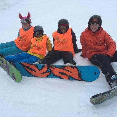 Snowboard for voksne