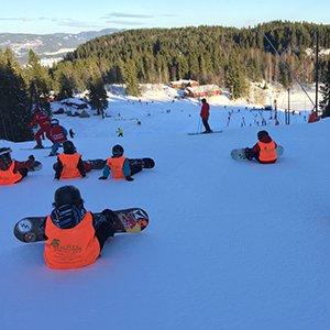 Snowboard kveldskurs