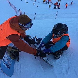 Snowboard 3 dager helg