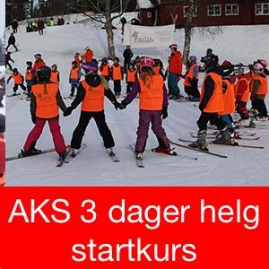 AKS_3dager_helg_startkurs